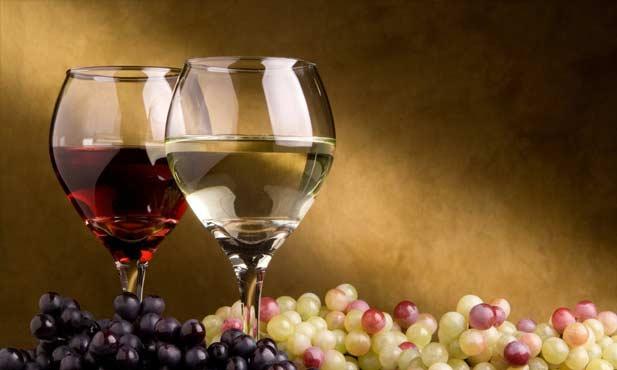 A acidez de um vinho determina o seu gosto vivo e fresco.