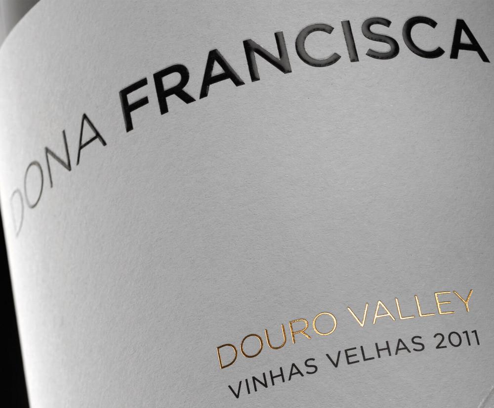DONA FRANCISCA VINHAS VELHAS
